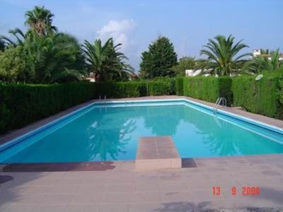 Photo for Miami Playa character house with semi Olympic swimming pool in private residence