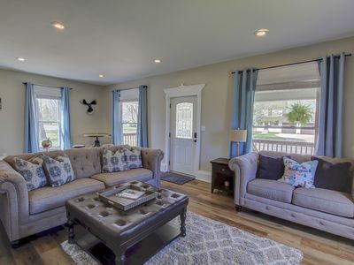 Photo for Charlevoix CHARMER!! 4 BR 2 BA sleeps 12 - Great for family vacations!