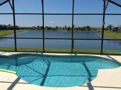 Photo for Beauitful Villa in Kissimmee, Florida with Private Pool & Free Wifi