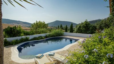 Photo for Vista Vejer, 3 bedroom house with private pool, sleeping up to 6 guests