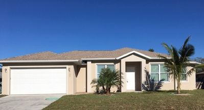Photo for Palm Haven Villa --Newly Built  Three Bedroom  Two and Half Baths