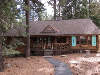 Photo for Lucky Tree Cabin in Tahoe Donner