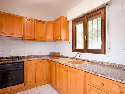Photo for Apartment in Calp with Internet, Pool, Air conditioning, Parking (106127)