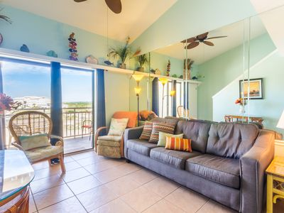 Photo for Family Friendly Sugar Beach Resort Beachside Unit 1Br Orange Beach
