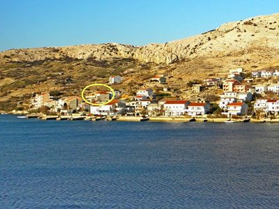 Photo for Apartments Josip (57591-A3) - Metajna - island Pag