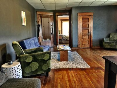 Photo for Arts District Loft in Downtown Kansas City -Great Views, Walkable, 30+ Day Stays