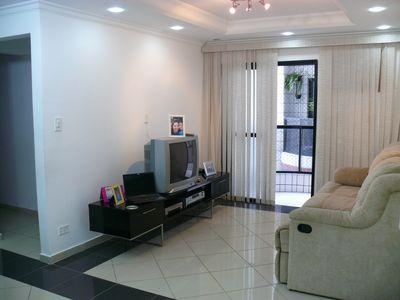 Photo for Beautiful and comfortable fit in Praia Grande