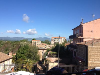 Photo for Villino Erika, on the border between Tuscany and Lazio in the picturesque village of Onano