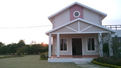 Photo for Spacious, close to nature, peace and tranquility yet close to the city of Bhopal