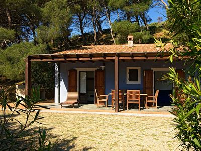 Photo for Capoliveri Apartment, Sleeps 6 with Pool