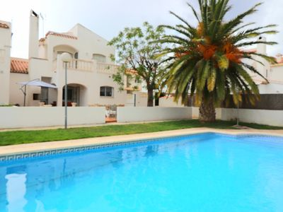 Photo for Miami playa. Casa las palmeras House with all amenities large communal pool