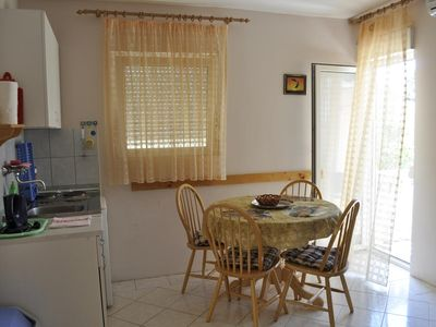 Photo for One bedroom apartment with balcony Vir