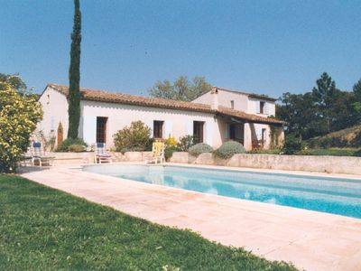 Photo for Provencal Villa, Private Pool & Grounds. Cogolin - St Tropez