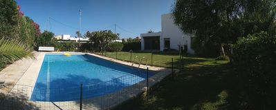 Photo for Villa with pool 150 m from the beach