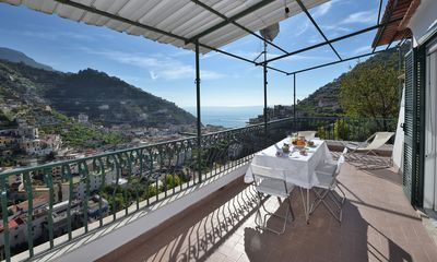 """Photo for Peace and tranquility on the Amalfi Coast, """"A casa di Mike"""" is the place to be."""