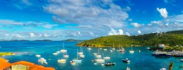 St. John Escape: Full Size 1 BDR End Unit:  Contact us for 2018 Special Rates