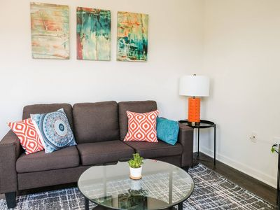Photo for Contemporary 1BR Next to Lake & Juneau Park