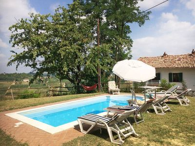 Photo for Vacation home Casa Collina  in Castelnuovo Calcea, Piedmont - 11 persons, 4 bedrooms