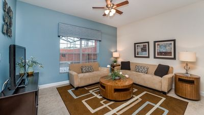 Photo for Disney On Budget - Paradise Palms Resort - Amazing Contemporary 4 Beds 3 Baths Townhome - 4 Miles To Disney
