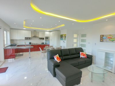 Photo for G1 Luxury Penthouse close to Golden Bay