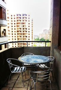 Photo for Nice apartement in the city centre with city view
