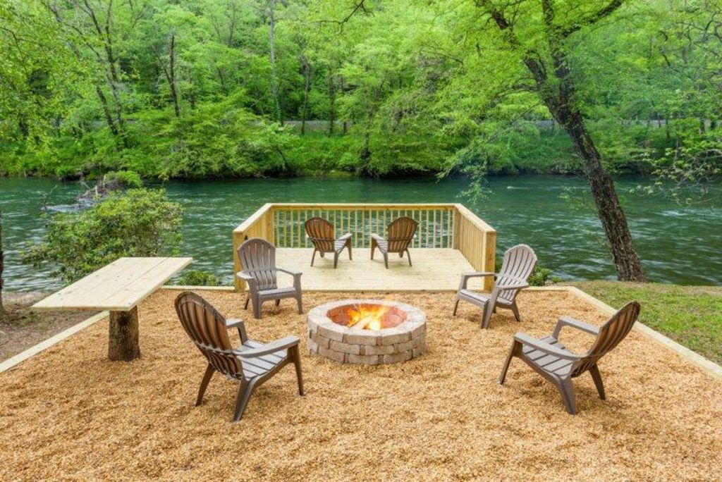 Toccoa River Getaway 15 Minutes From Down Vrbo
