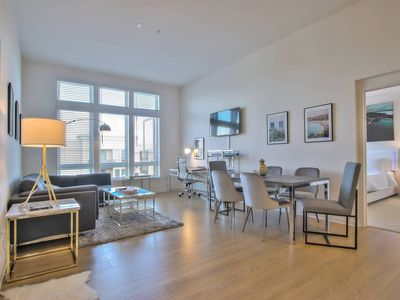 Photo for Stunning Urban Flat 2BR - A Designers Dream! #SJ