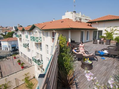 Photo for 1 bedroom accommodation in Biarritz