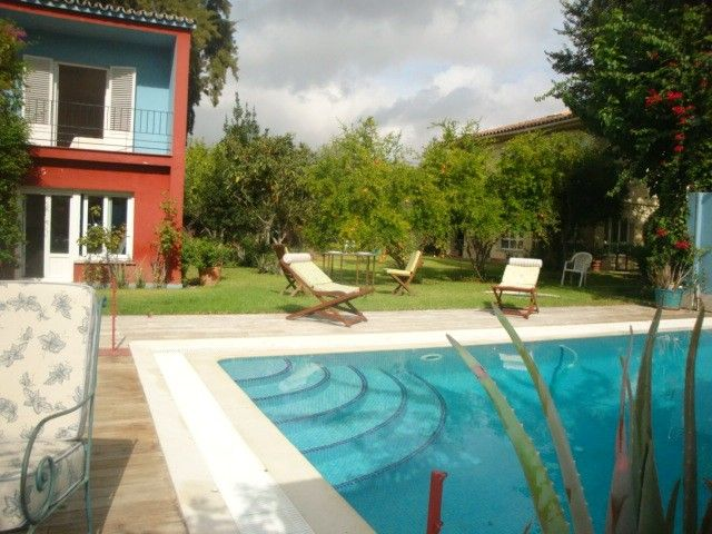 Beautiful Garden House Swimming Pool At Seville Downtown All