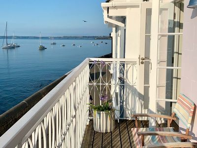 Photo for Stunning property, the one to stay at in St Mawes!