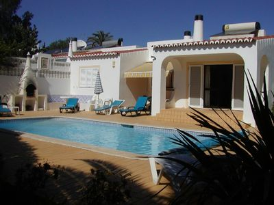 Photo for Beautiful villa with heatable private pool in walking distance to Carvoeiro