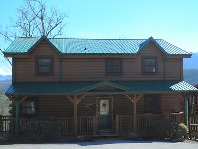 Gatlinburgheavenlycabins.  2021 dates available.