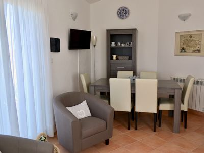 Photo for Holiday Apartment Bilocale Olbia Porto with Sea View, Air Conditioning & Balcony; Parking Available