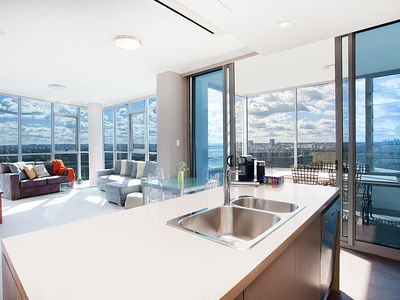 Photo for Australia Towers, Bright and Spacious One Bed Apartment With Views