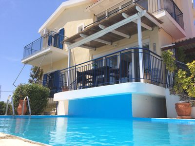 Photo for Beautiful Villa in Ratzakli just outside Skala
