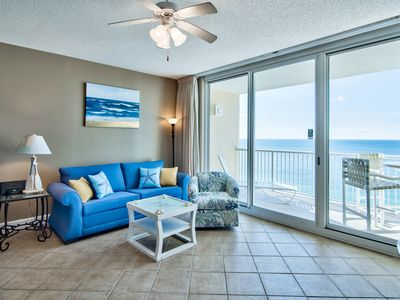 Photo for Breathtaking Beach Views ~ 3 Beachfront Pools, Kiddie Pool, Onsite Spa & More!