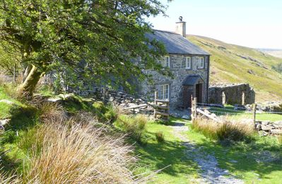 Photo for Hafod is one of the highest houses in Wales, set in the beautiful Snowdonia National Park.
