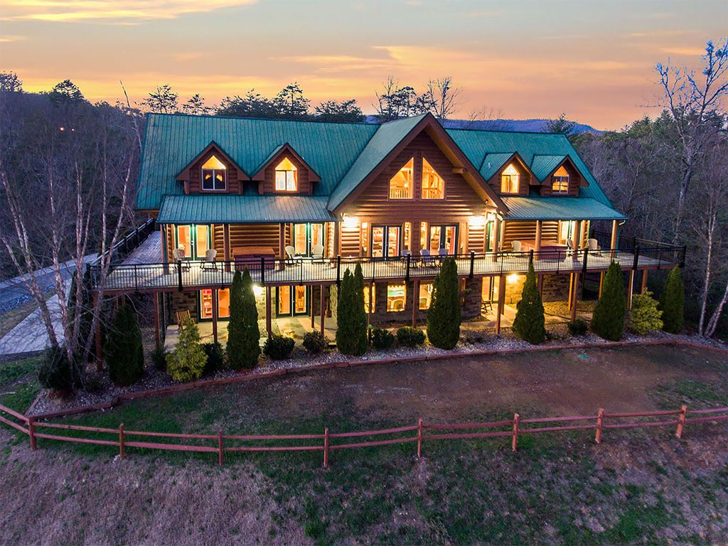 Amazing Private Pool And Pigeon Forge Cabin Rental