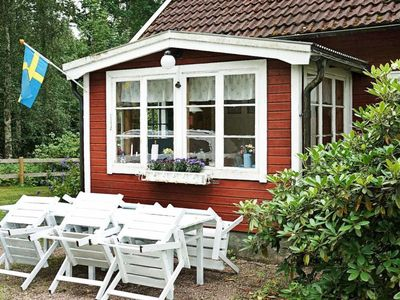 Photo for Vacation home Boxholm in Boxholm - 5 persons, 3 bedrooms