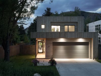 Photo for Mountain Modern! Contemporary Design near Jackson Hole's Famous Town Square!