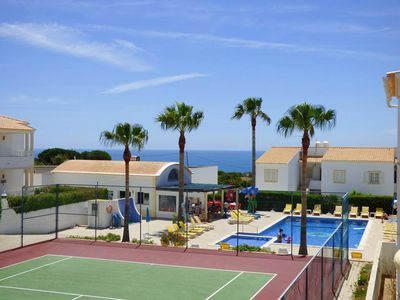 Photo for A Delightful Apartment With Large Veranda & Sea Views