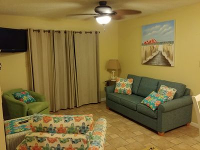 Photo for Affordable Beachside Condo in  Gulf Shores