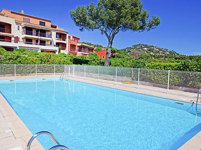 Photo for Apartment agay Plage  in Agay, Cote d'Azur - 4 persons, 1 bedroom