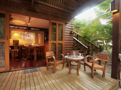 Photo for Railay Beach House (#7GW) - Cozy Guest Wing 50m to West Railay Beach -