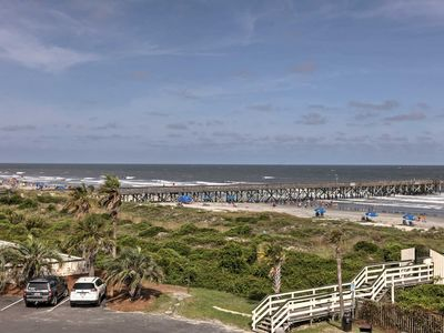 Photo for Beachfront Isle of Palms Condo -Pool & Pier Access