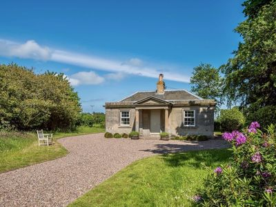 Photo for WEST LODGE - A cosy gate lodge with walking, wildlife and beautiful river walks