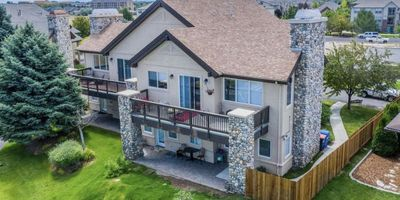 Beautiful townhome near the canyon rim. Lower Level, 2 private entrances.