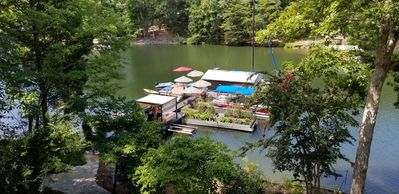 Photo for Lots of Lakefront Fun, 1500sq ft, Toys Included!!!