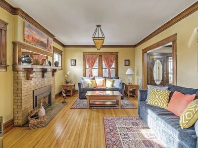 Photo for The Lohi Historic Home in the Heart of Denver Sleeps 18+