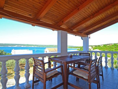 Photo for Apartment Komar  in Novigrad ( Zadar), North Dalmatia - 4 persons, 1 bedroom